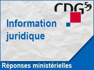 Information juridique sur les réponses ministérielles